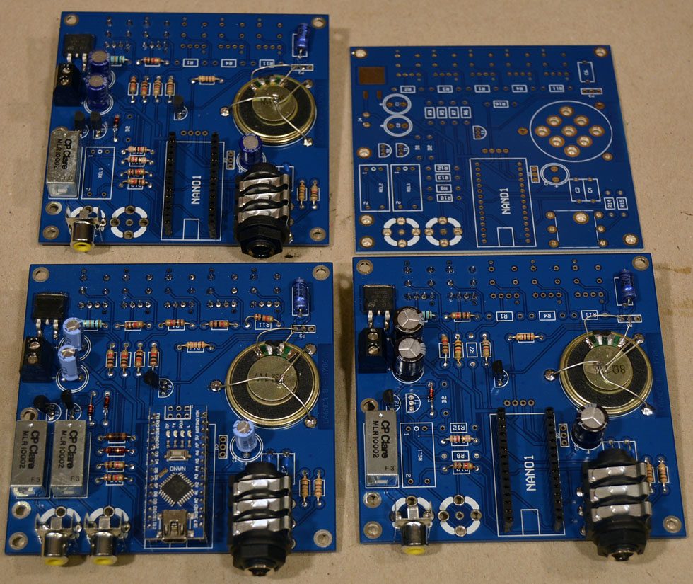 La6nca Balun Electronic Keyer Circuit I Have Now Designed My Own Board For The